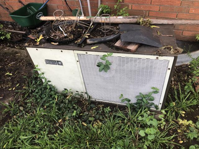 Fairborn, OH - After removing the Heil air conditioner, I installed a Five Star 13 SEER 2 Ton Air Conditioner.  Cycled and monitored the system.  Operating normally at this time.  Included with the installation is a free 1 year service maintenance agreement.