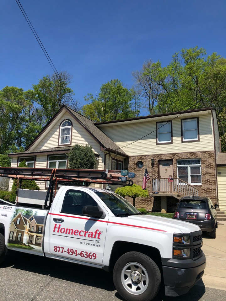 Claymont, DE - GAF Timberline shingles color Weathered wood