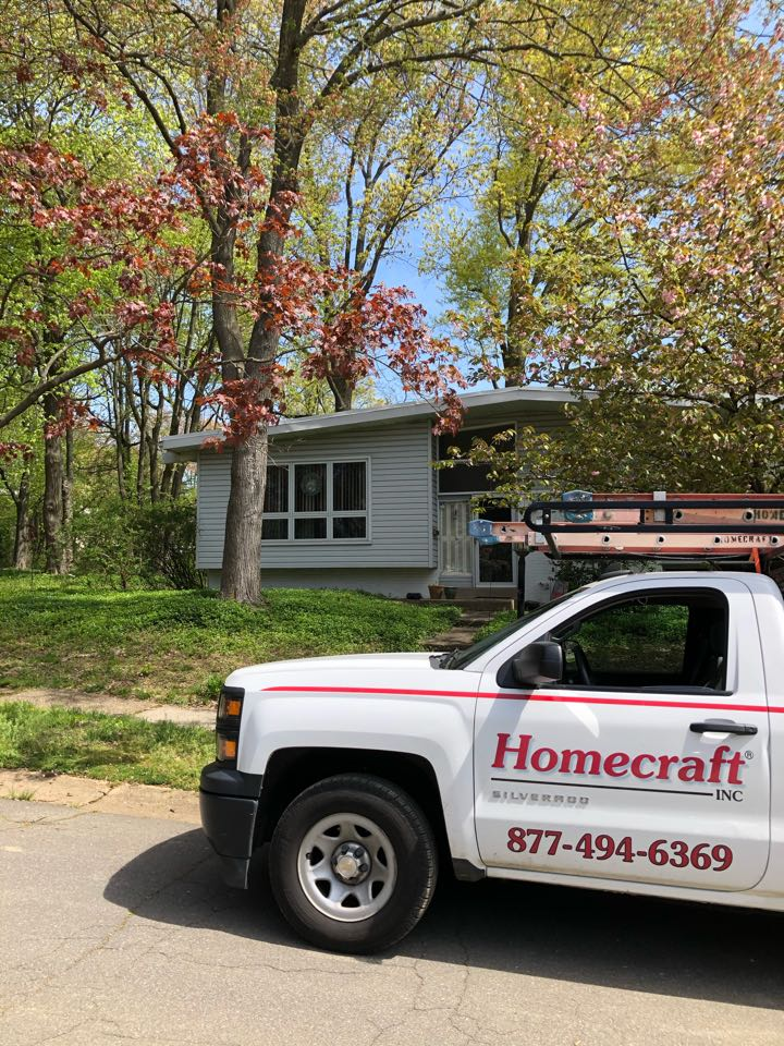 Wilmington, DE - Certainteed roll roofing color white and mastic Leaf relief