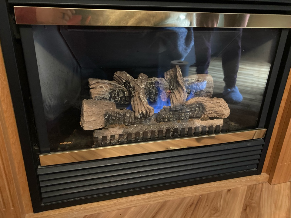 Guelph, ON - Fireplace cleaning in Guelph Ontario