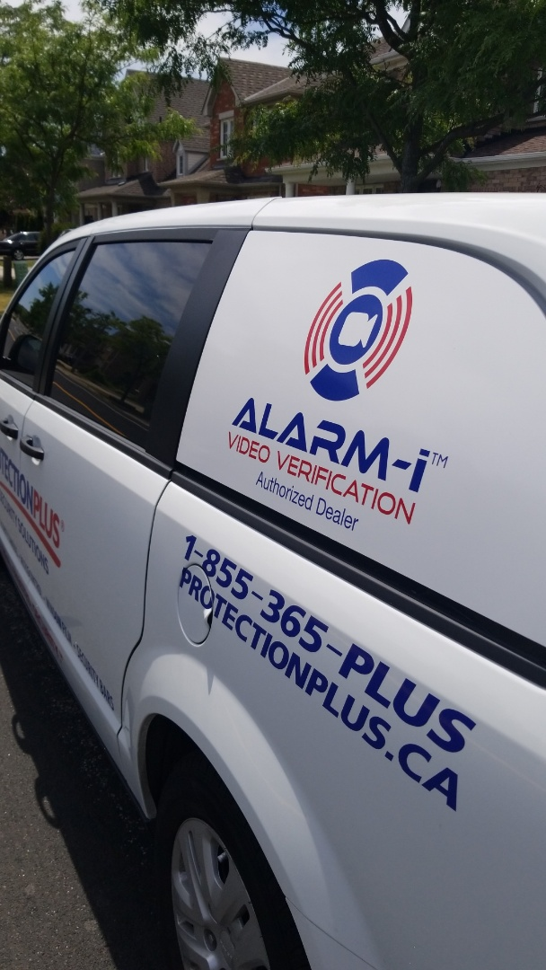 Markham, ON - Adding cellular communication to alarm system