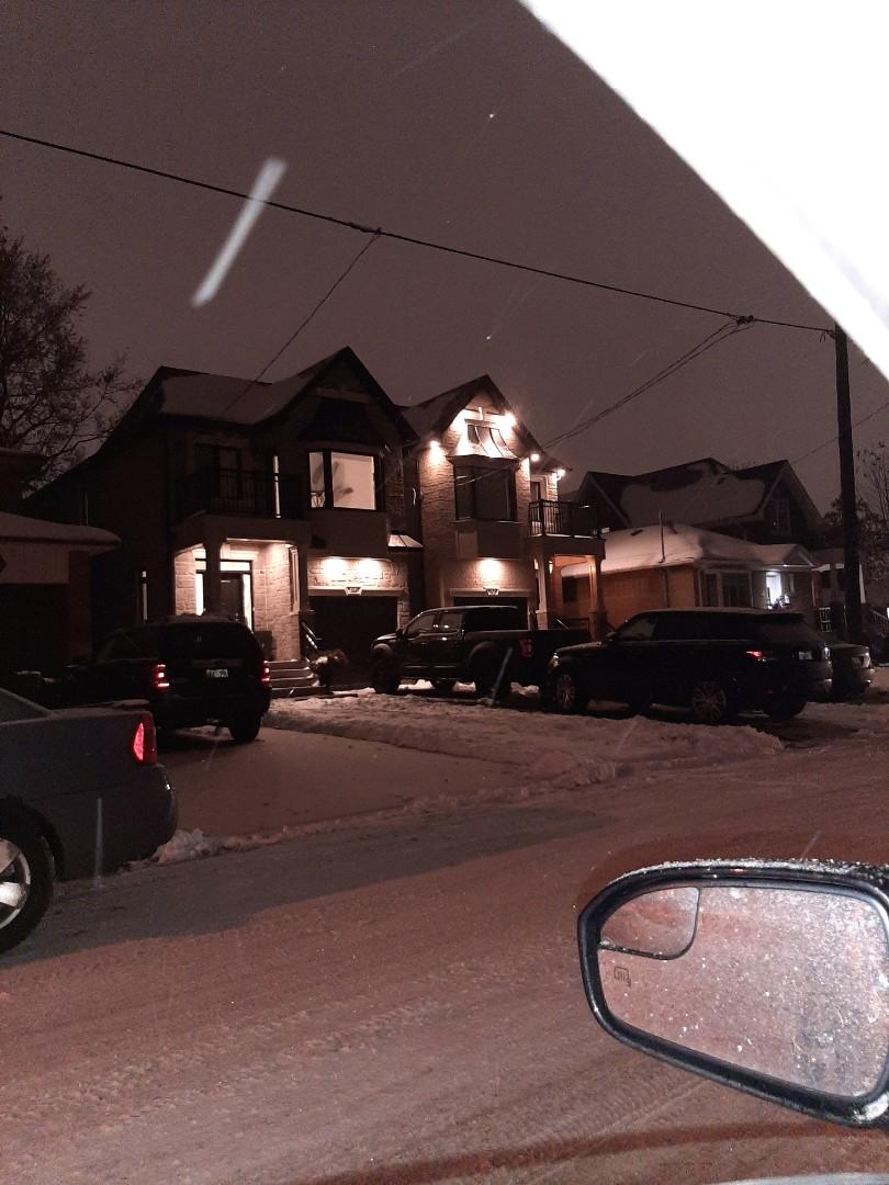 Etobicoke, ON - Residential alarm call.