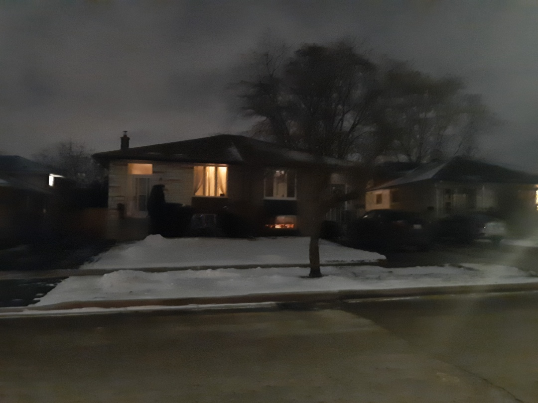 Mississauga, ON - Residential alarm and cameras.