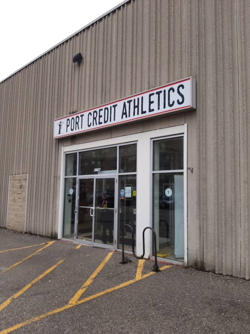Mississauga, ON - Alarm upgrade for a gym in Port Credit. #Monitoring