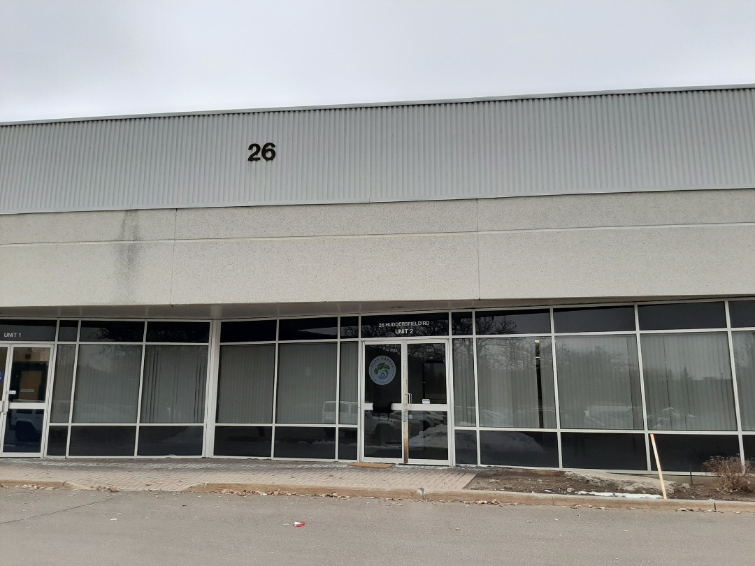 Etobicoke, ON - Commercial alarm, cameras, and access control assessment.