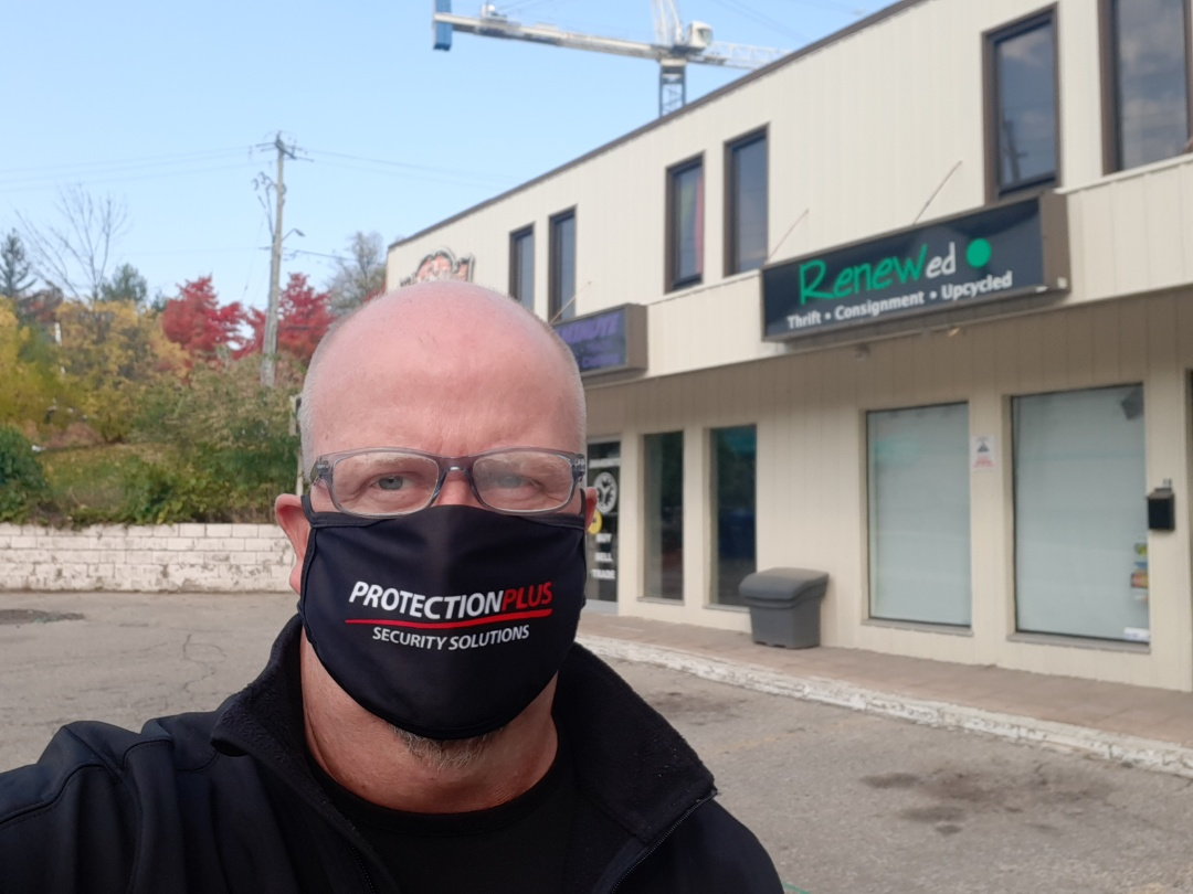 Georgetown, ON - Commercial alarm assessment. #Georgetown