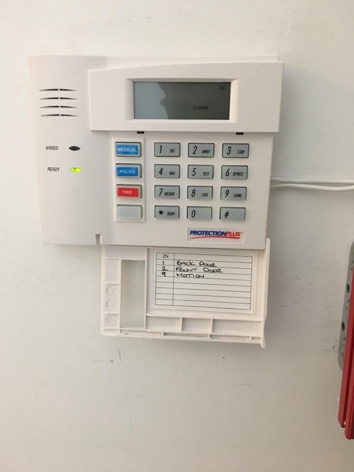 Old Toronto, ON - Installation of intruder alarm system