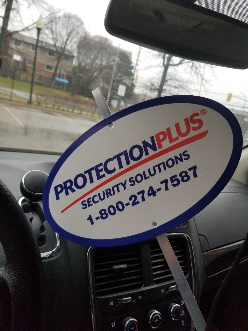 Old Toronto, ON - New Security System Install