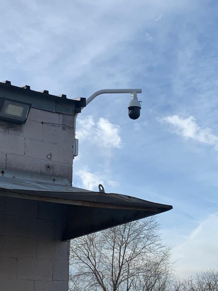 Etobicoke, ON - Installation of a new camera system