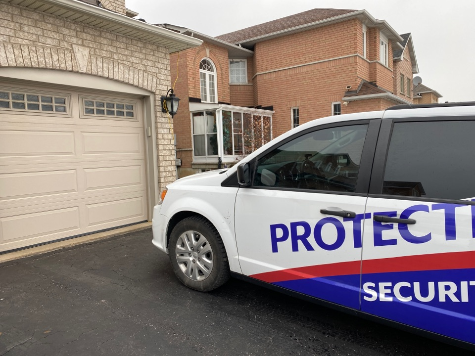 Richmond Hill, ON - Security and alarm system