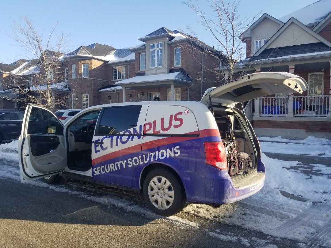 Markham, ON - New Client Hardwire System adding cellular