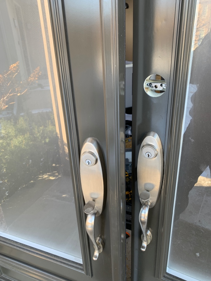 Markham, ON - Multlock high security locks