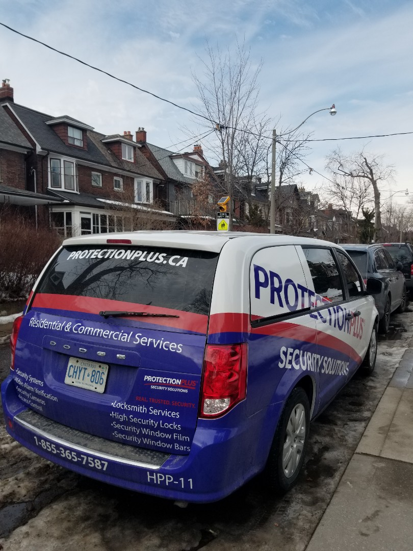 Old Toronto, ON - Security Solutions Maintenance Plus Customer Service Specialist