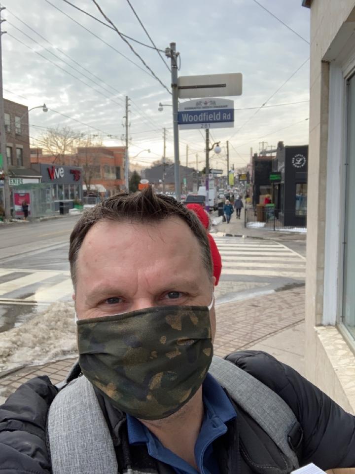 Old Toronto, ON - Installing ProSeries alarm system