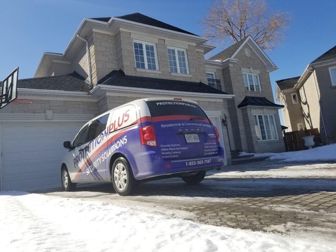 Richmond Hill, ON - Security System Solutions And Repairs Plus customer Retention