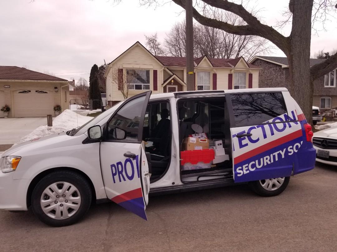 New Security Customer