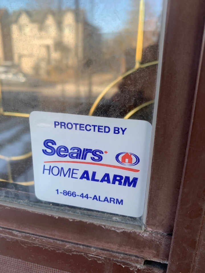 East York, ON - Take over as an existing GE allegro alarm system