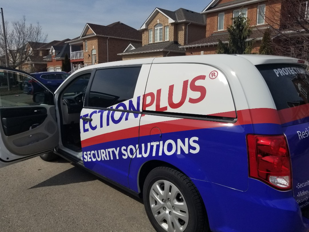 Vaughan, ON - Adding Cellular Connection to Existing Security System Plus Testing and Maintenance