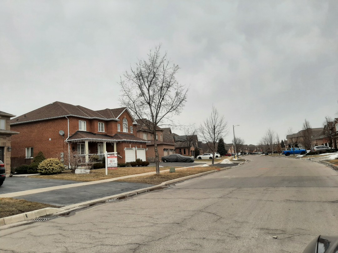 Vaughan, ON - Residential camera assessment in Maple.
