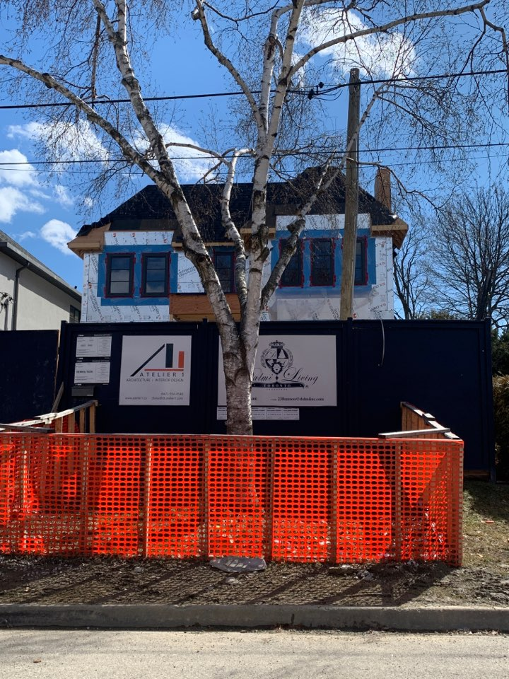 Etobicoke, ON - Pre-wire house for alarm and cameras