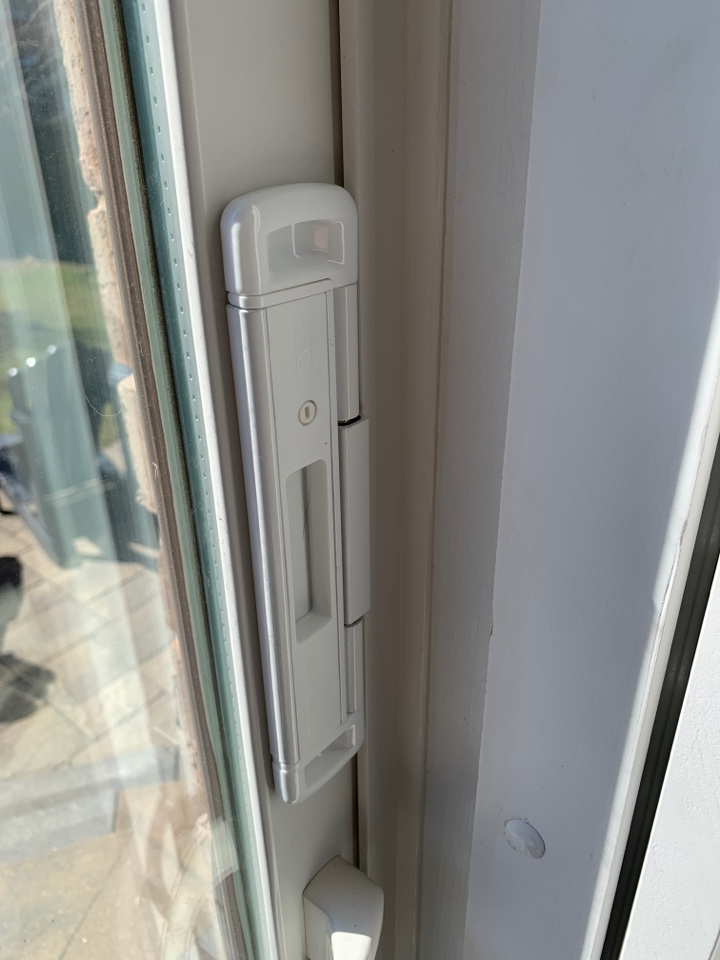 Physical security upgrade