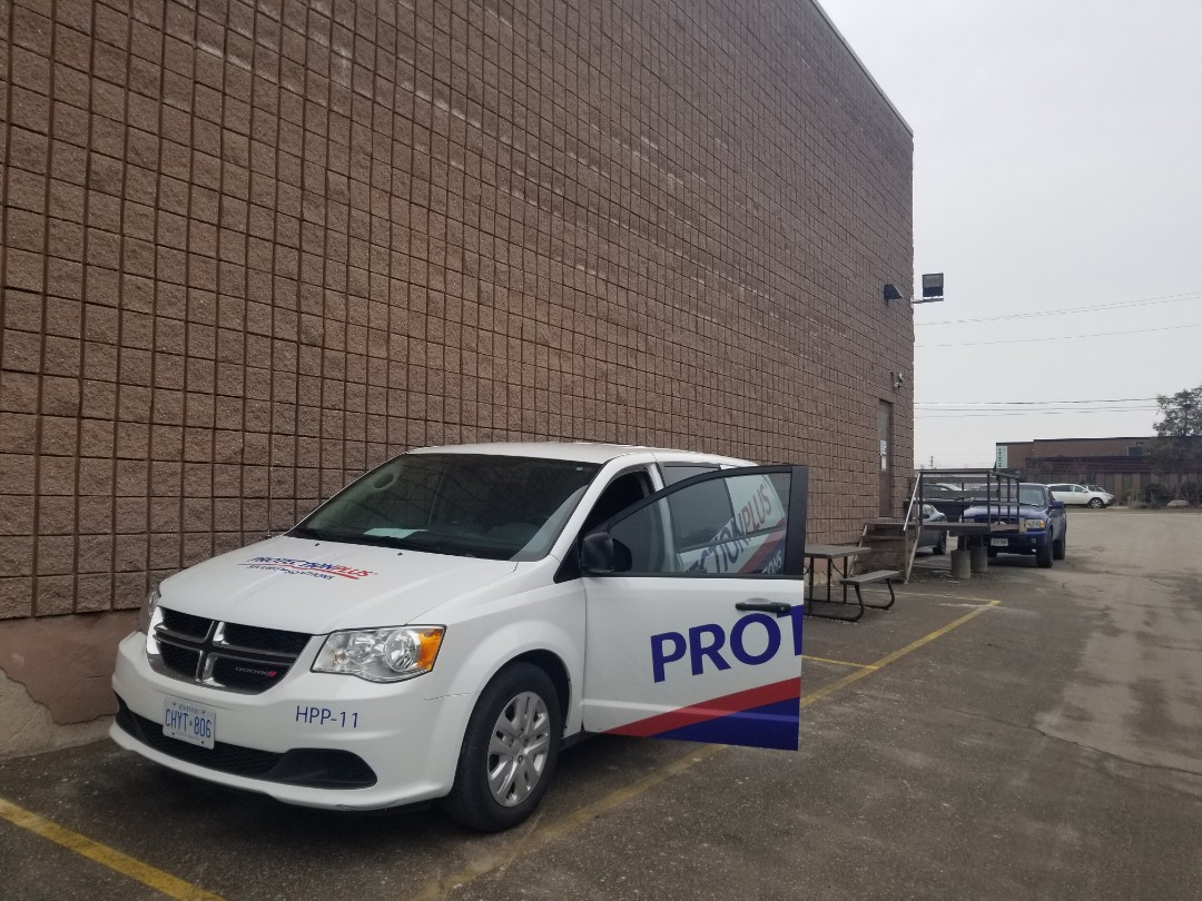 Mississauga, ON - Security Solutions