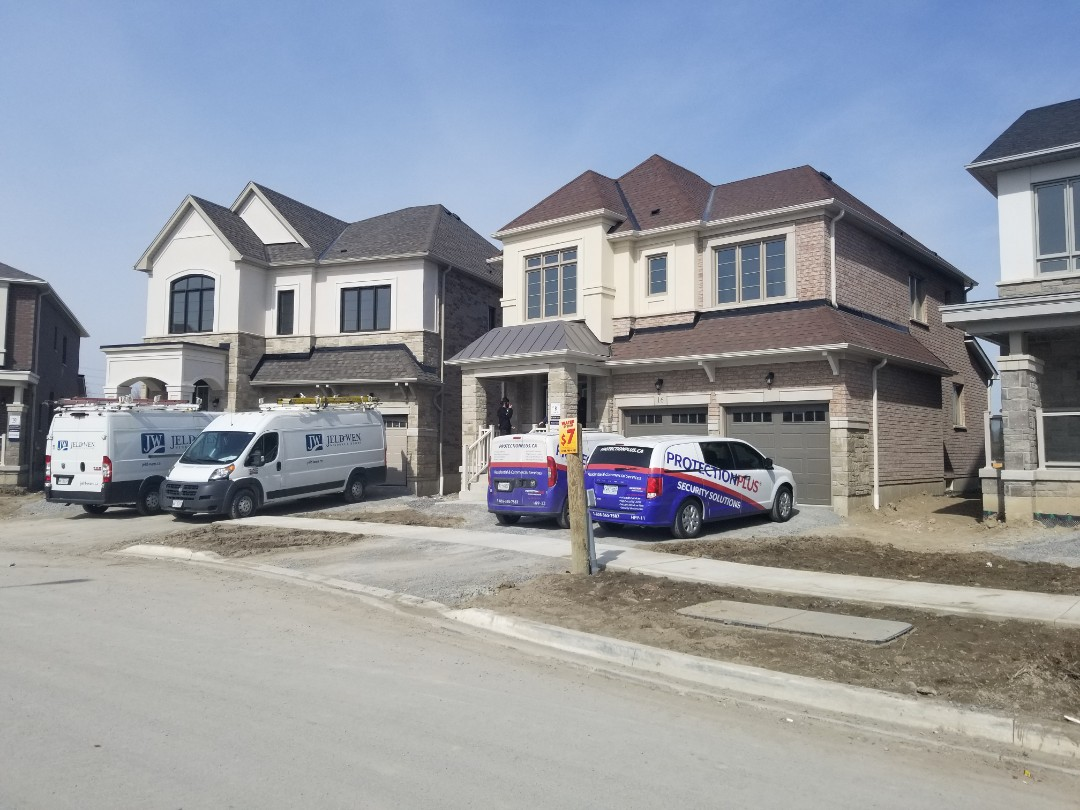 Whitby, ON - New Security Solutions