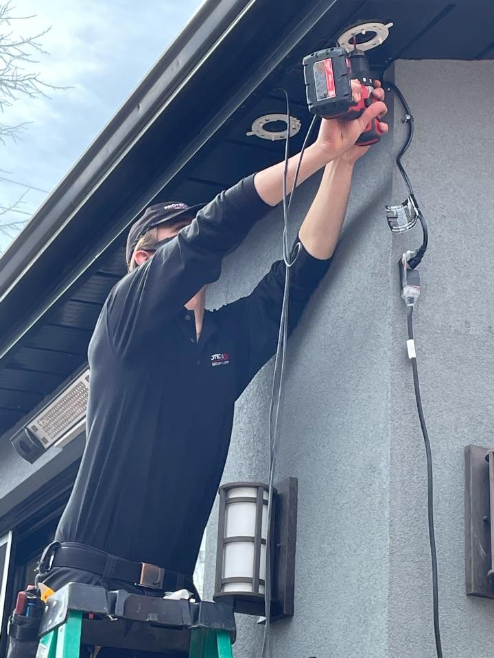 Old Toronto, ON - Residential video camera installation