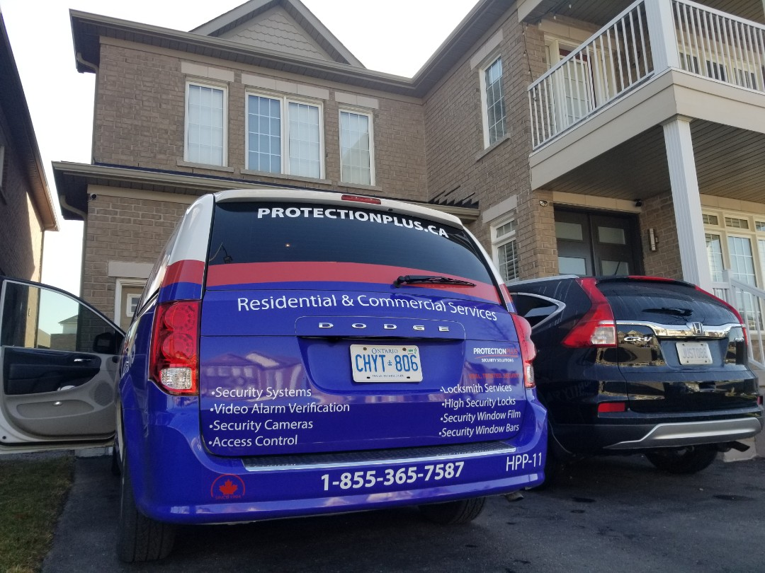 Markham, ON - Security Solutions Repair Professional