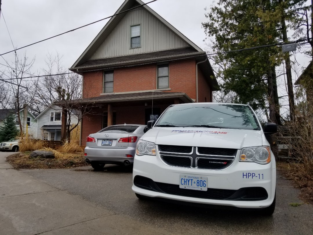 Aurora, ON - New Security System Install