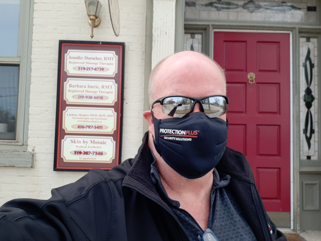Orangeville, ON - Security assessment for medical clinic. #Orangeville