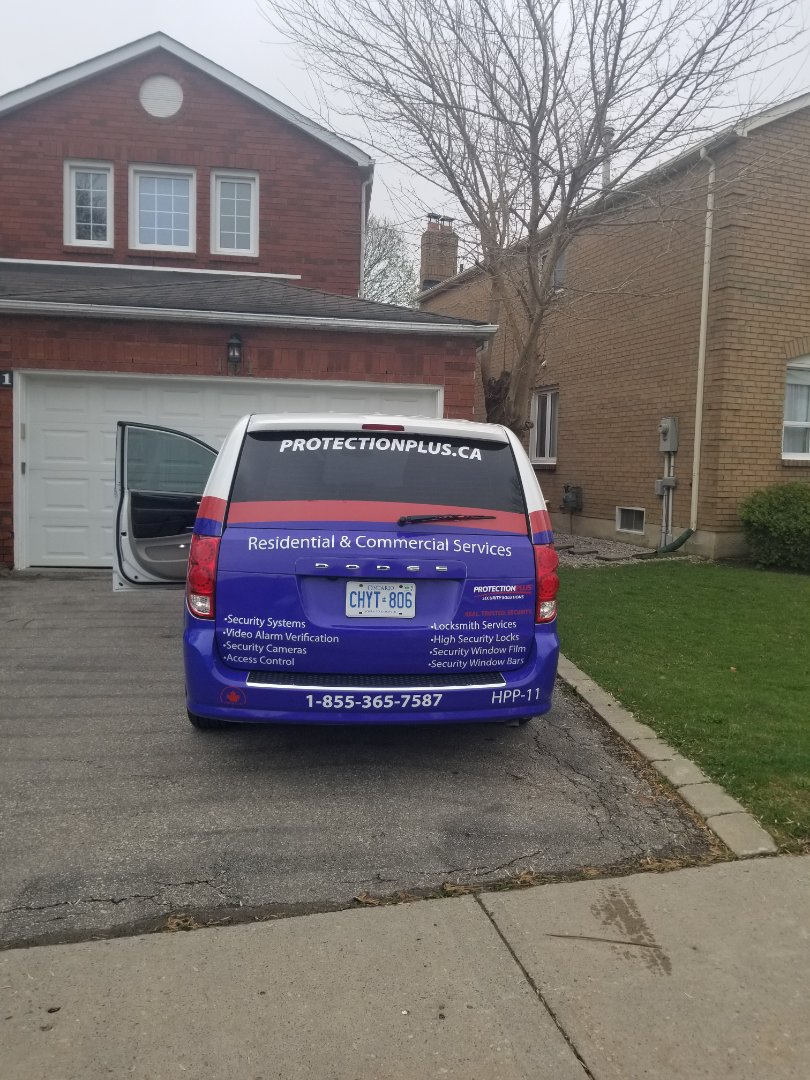 Vaughan, ON - New Security Customer