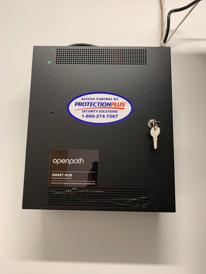 Vaughan, ON - Installation of openpath access control system
