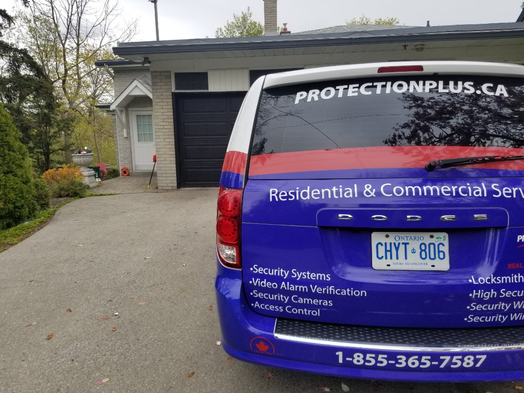 Etobicoke, ON - Security Solutions
