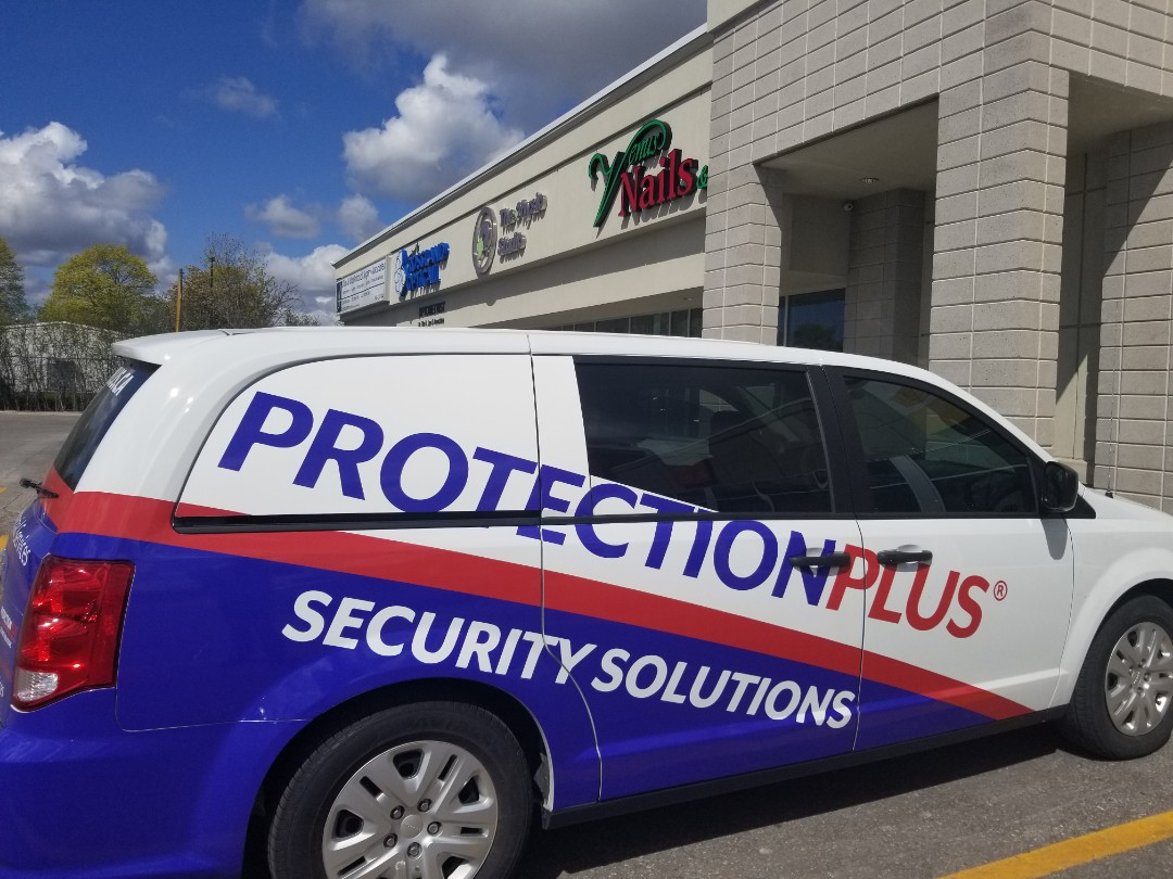 Whitby, ON - New Security System