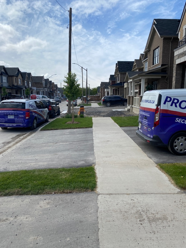Whitby, ON - Camera Installation