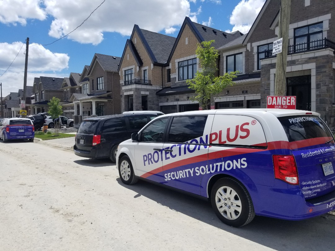 Whitby, ON - Security Solutions