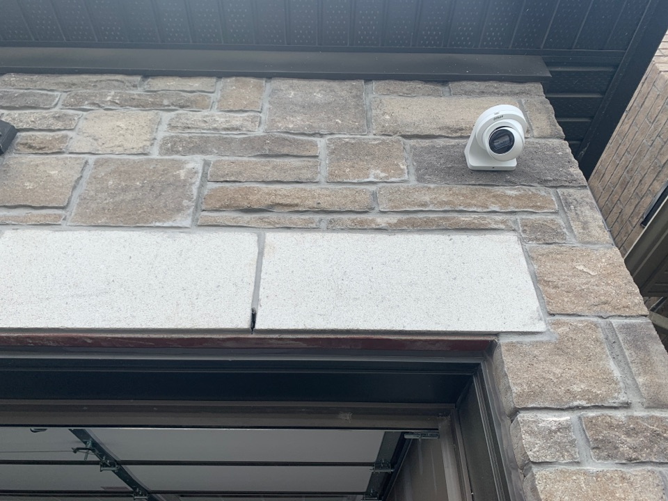 Whitby, ON - Installation of camera system, Whitby