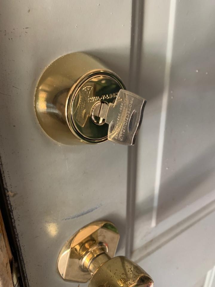 High security multlock install