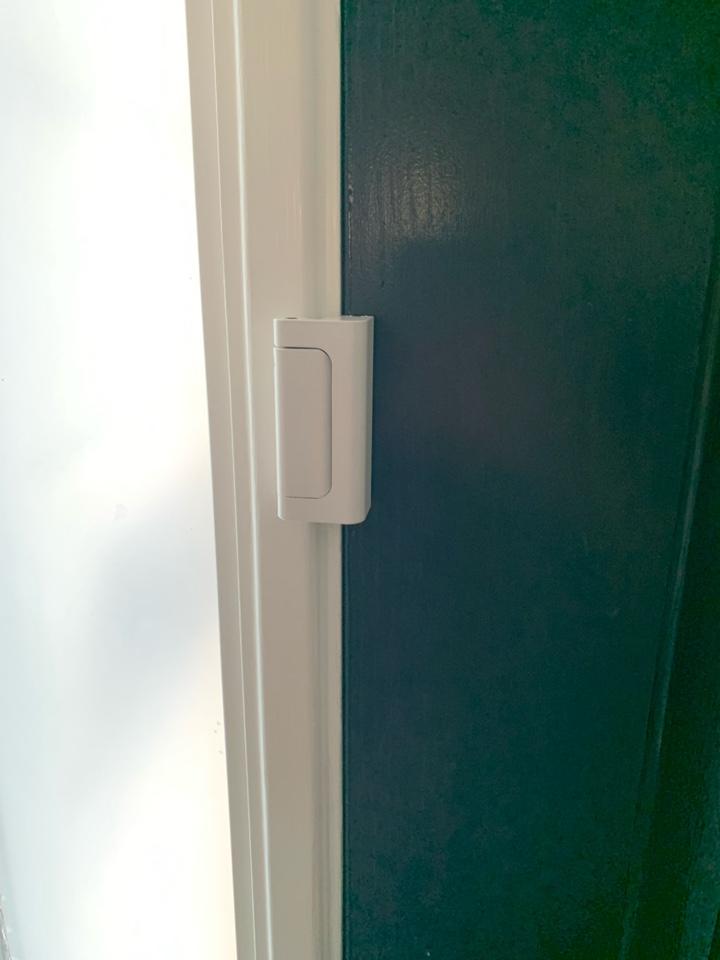 Installed a door guardian