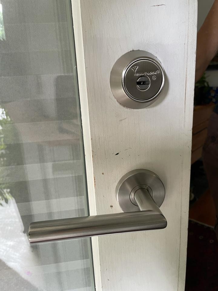 Mul-T-Lock install