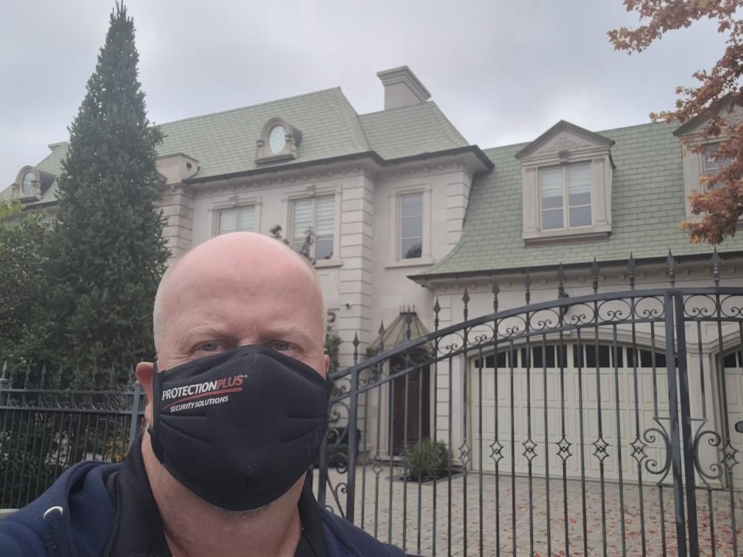 Residential security camera assessment. #Toronto