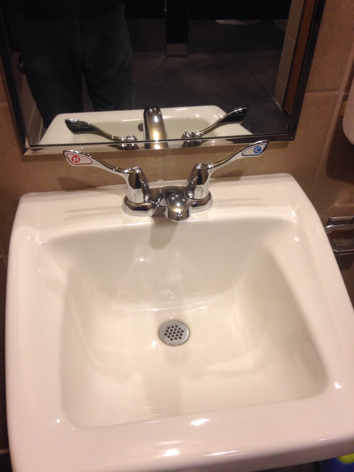 Princeton, IL - Installed 2 ADA lav faucets
