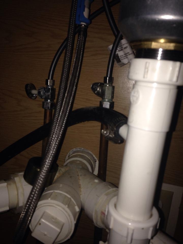 Hennepin, IL - Fix leak under kitchen sink