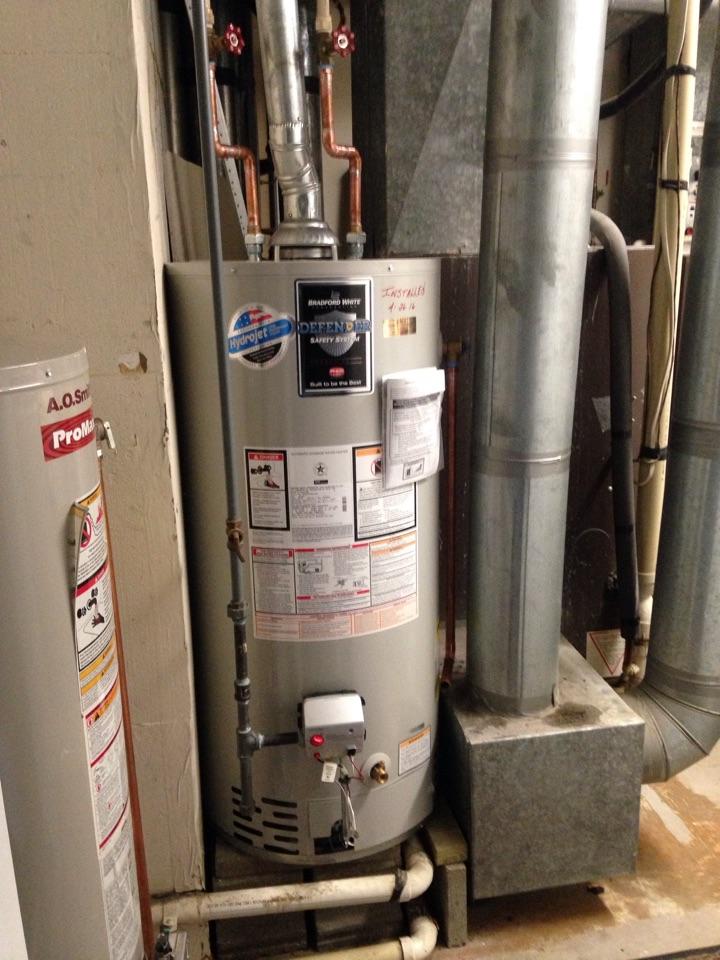 Ottawa, IL - Install water heater