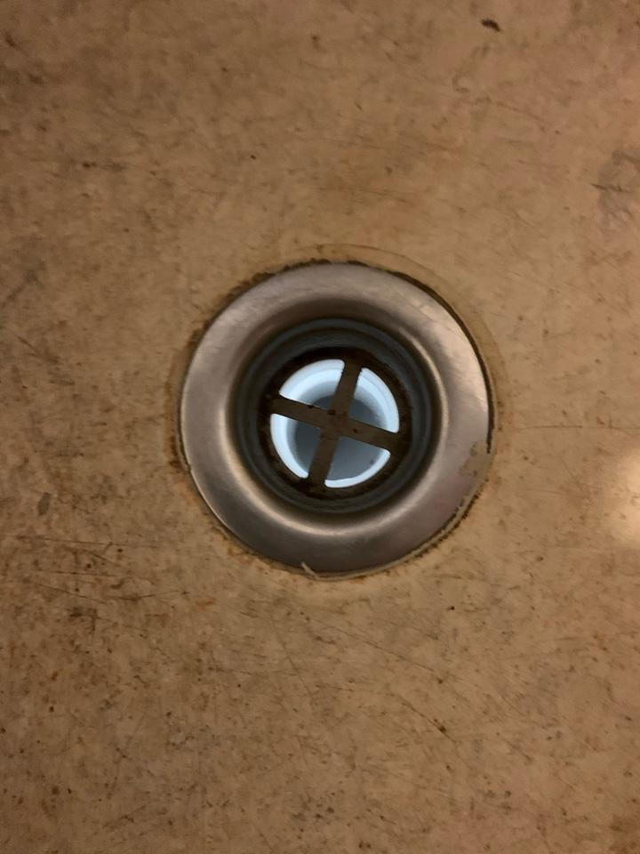 Shenandoah, VA - Repipe sink drain.