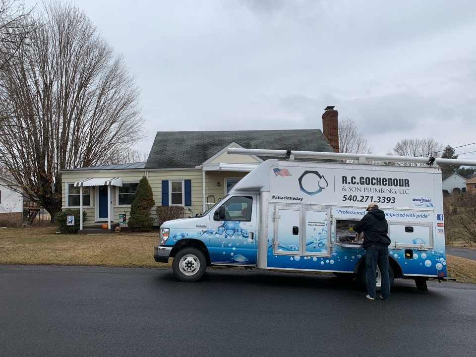 Luray, VA - Install new Ice Maker line