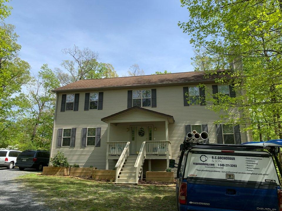 McGaheysville, VA - Install new WATER RIGHT CITY SOFTENER