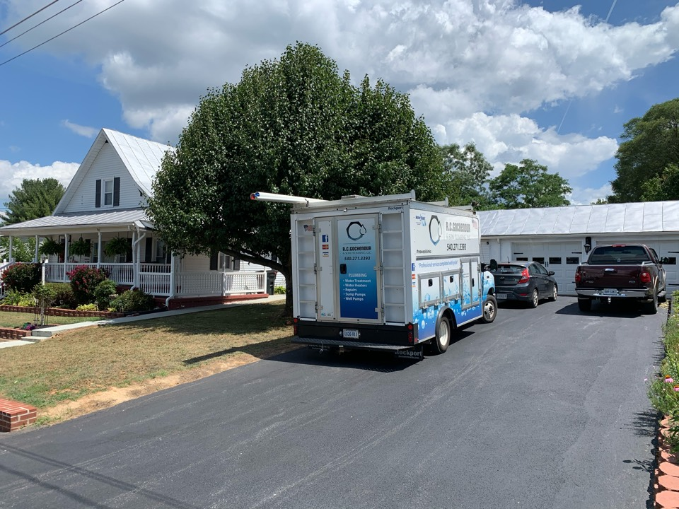 Shenandoah, VA - Install new hosebib