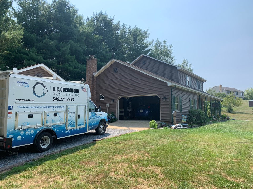 Shenandoah, VA - Repair leaks